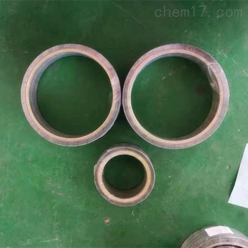 厂家定制201内外环金属石墨缠绕垫供货价格