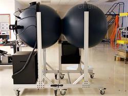 Q-500均勻積分球光源