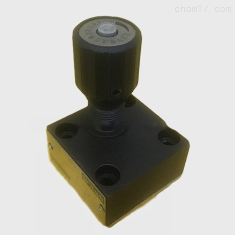 华德液压流量控制阀huade节流阀工作原理