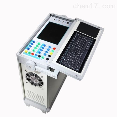 五级承试类资质/微机继电保护测试仪
