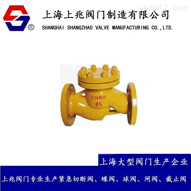 液化气燃气升降式止回阀