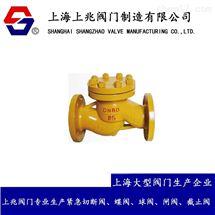 H41N-25C液化气燃气升降式止回阀