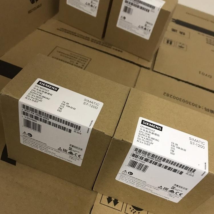 泰州西门子S7-1200CPU模块代理商