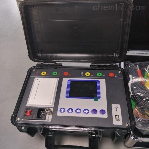 四级承试类设备高品质变比组别测试仪