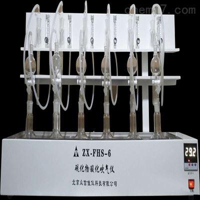 ZX-FHS-66位硫化物吹气装置