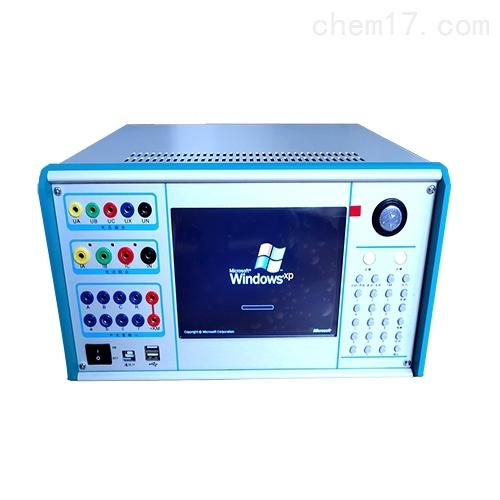 微机型三相继电保护测试仪