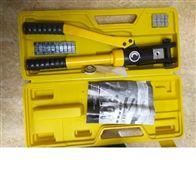 资阳电力手动液压机承装修试