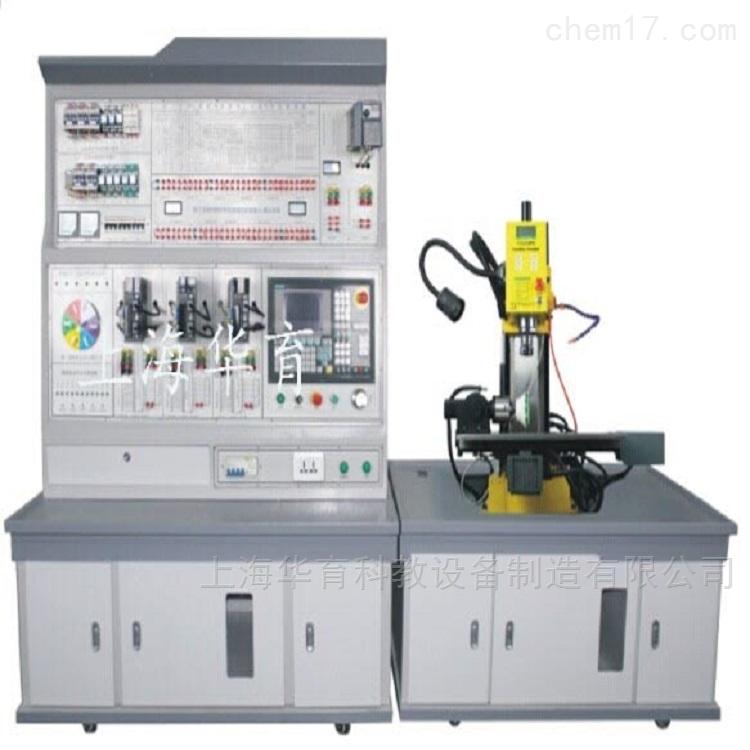数控铣床电气控制与维修实训台