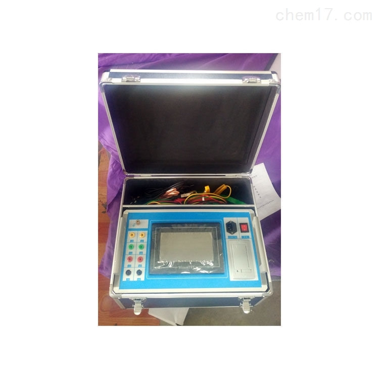 高精度变压器有载分接开关测试仪