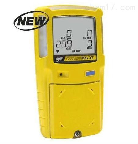 內置泵吸式bw max-xt四合一氣體檢測儀
