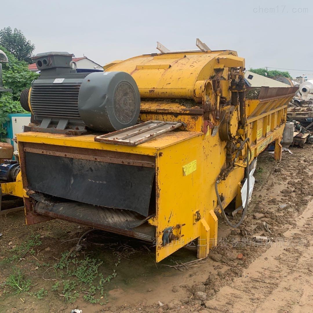 调剂回收二手HX1400-500木材综合破碎机