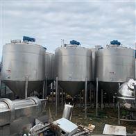 5立方二手乳酸菌发酵缸 不锈钢发酵罐
