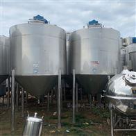 5立方二手乳品不锈钢发酵罐