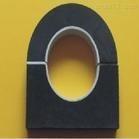 河北橡塑保温管托价格、保定橡塑保温托码作用、唐山橡塑保温木托厂家