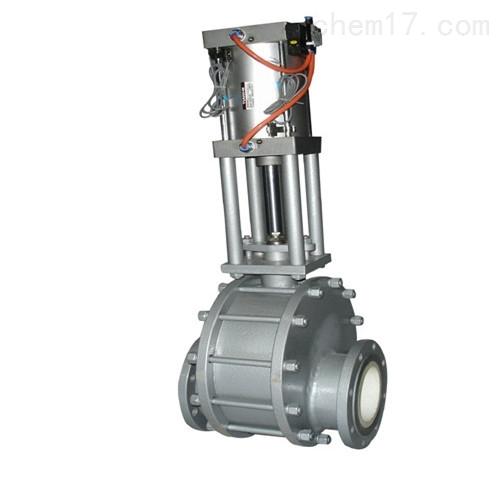 XZ648TC气动陶瓷旋转阀