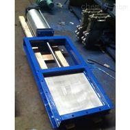 气动方形插板阀QLMD