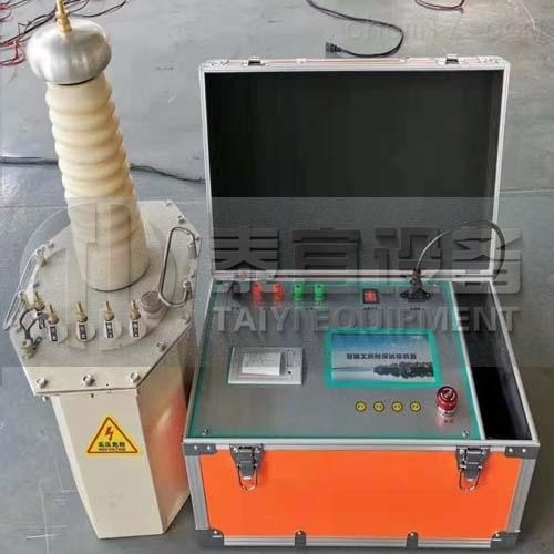 泰宜承试类仪器100KV油浸系列工频耐压
