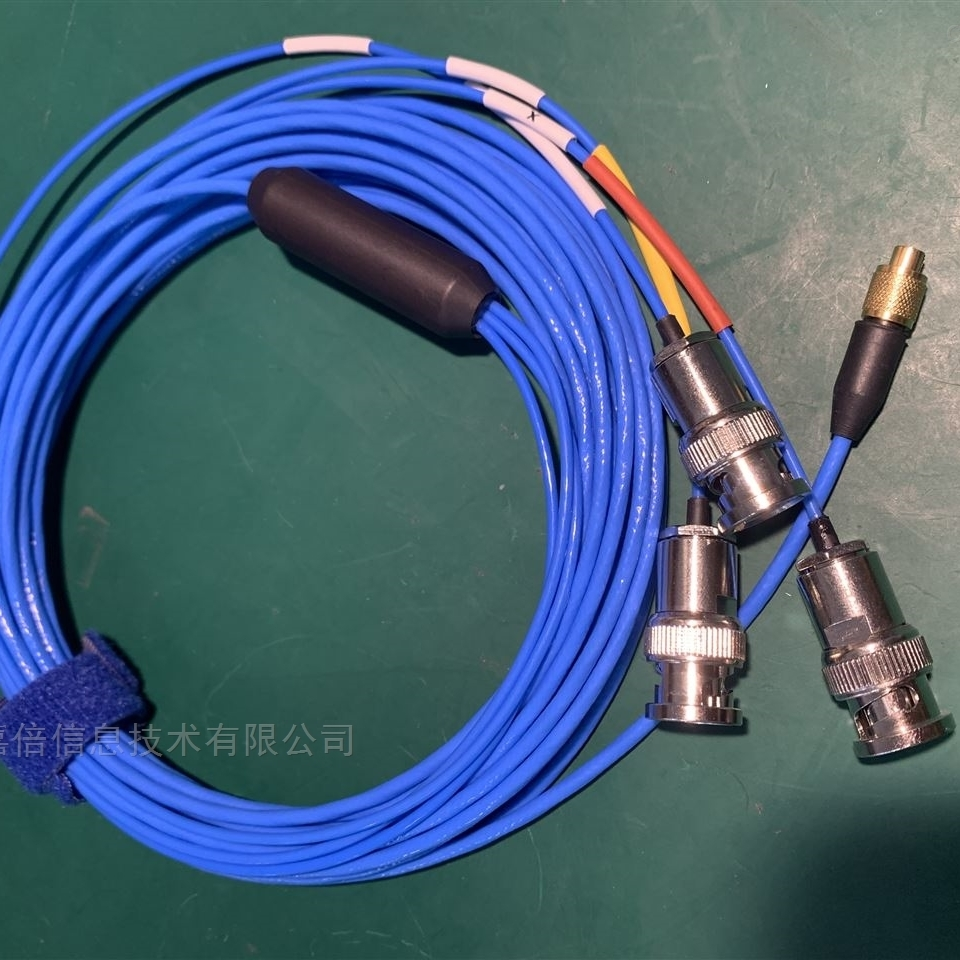 三轴加速度传感器线缆