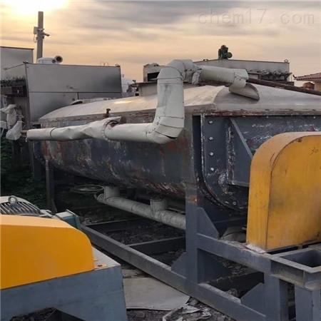 二手空心桨叶干燥机新报价
