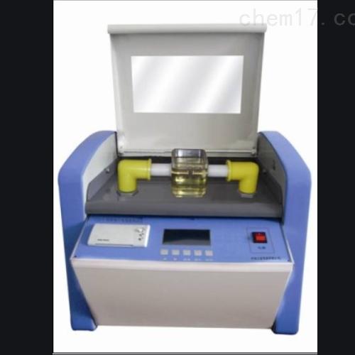绝缘油介电强度测试仪手艺参数