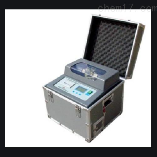 绝缘油介电强度测试仪(单杯)手艺参数
