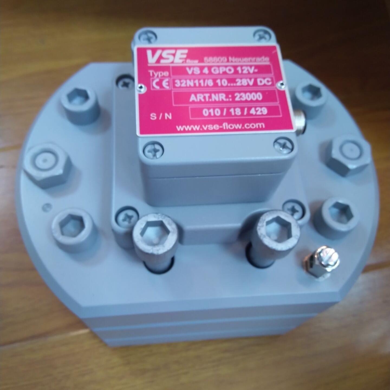 威仕VSE流量计支持选型VS0.2GPO12V-32N11/4