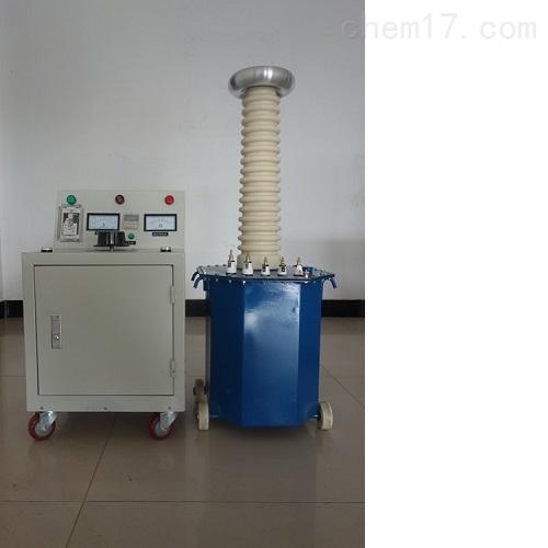 攀枝花100KV工频耐压试验装置电力承装修试