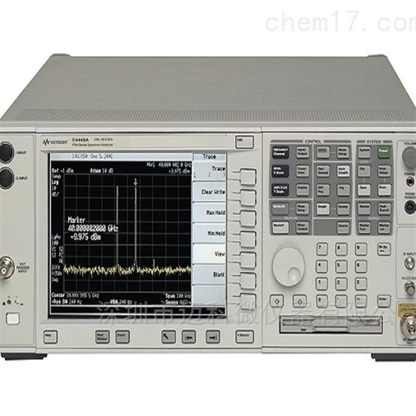 E4448A频谱分析仪维修