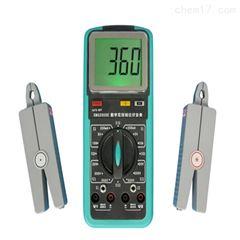 数字式双钳相位伏安表测量电流