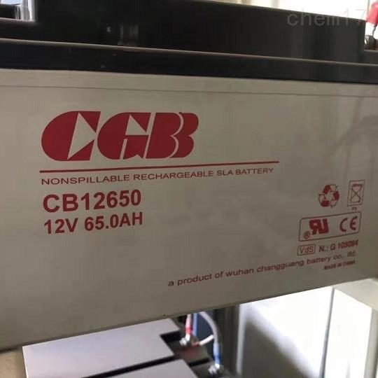 CGB长光蓄电池CB12650机房电源