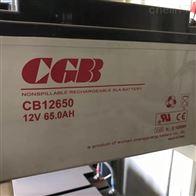 12V65AHCGB长光蓄电池CB12650机房电源