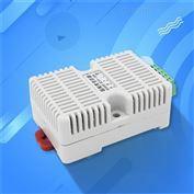 温湿度变送器modbus传感器卡轨工业级