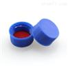 藍色白膠紅膜實心蓋墊