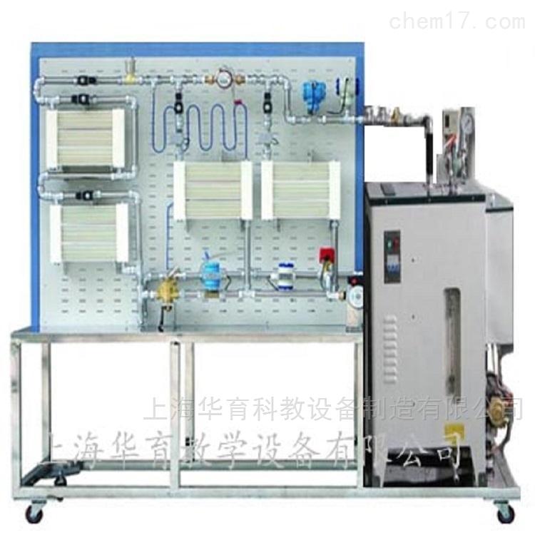 蒸汽供暖循环系统综合实训装置