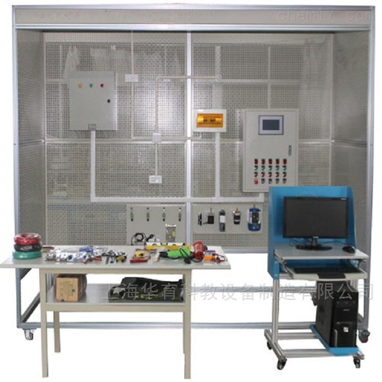 制冷制热维修测试综合实训设备