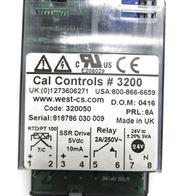 CAL 320050英国CAL 3200温控器24V,2输出CAL过程控制器