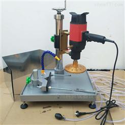 HMP-150A型供应混凝土搅拌站砼芯样磨平机,混凝土磨平机