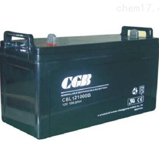 CGB长光蓄电池CBL121000B正品