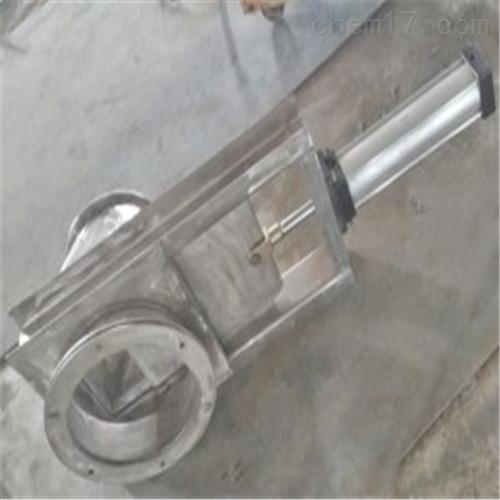 气动不锈钢插板阀