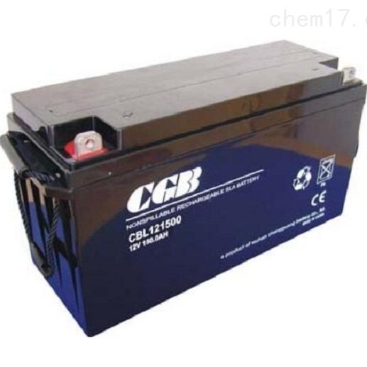 CGB长光蓄电池CBL121500含税运