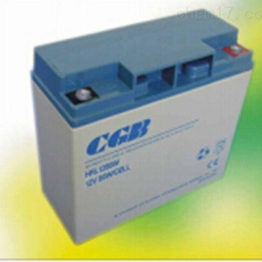 CGB长光蓄电池HRL1285W全新报价