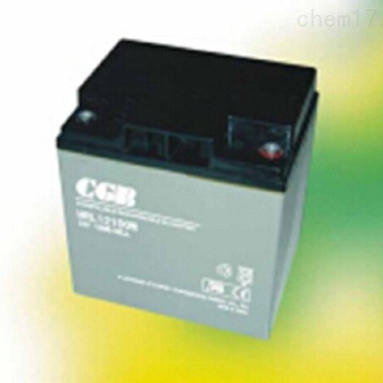 CGB长光蓄电池HRL12100W销售