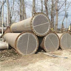 200平方列管式冷凝器