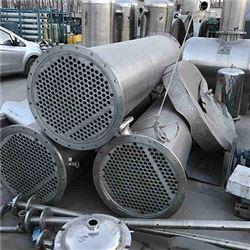 15平方不锈钢列管冷却器