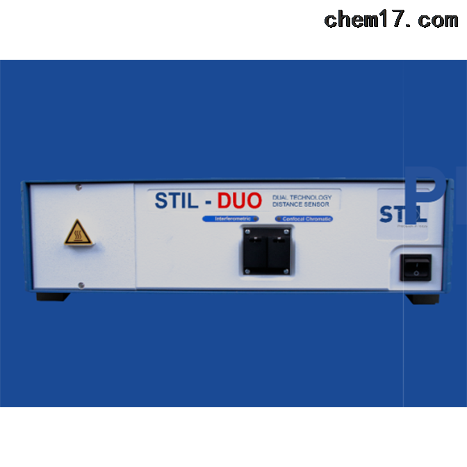 日本stil双重技术光谱共焦点传感器STIL-DUO