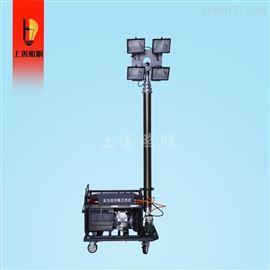 SFD6000E遥控自动升降工作灯-工地发电机