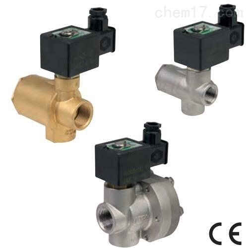 杰高ASCO高压电磁阀特点及尺寸