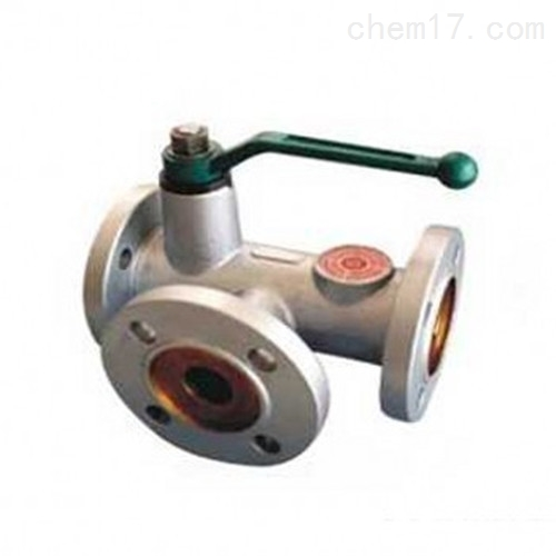 焦炉专用三通球阀