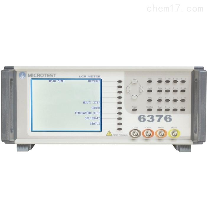 益和MICROTEST 6376 LCR测试仪