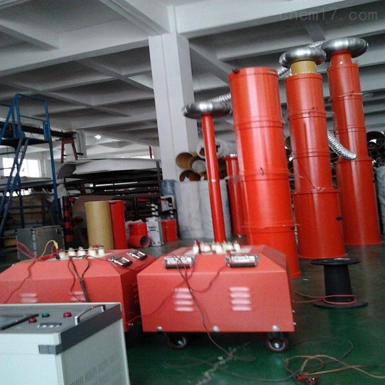 承装修试类仪器交流串联谐振耐压试验装置